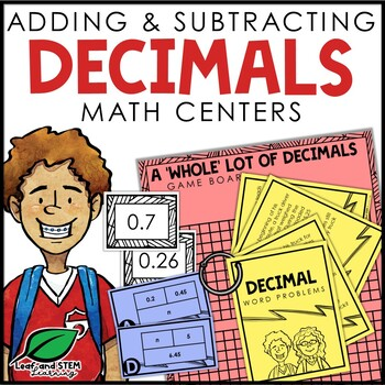 Adding and Subtracting Decimals Centers