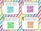 Adding and Subtracting Decimals **QR CODE Task Cards**