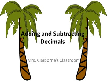 Adding and Subtracting Decimals With Regrouping