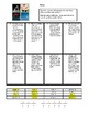 Adding and Subtracting Decimals Word Problems 4 Pictures 1 Word Activity