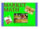 Adding and Subtracting Decimals in Market Math