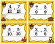 Adding and Subtracting Fall Fractions with Like Denominators Task Cards #10