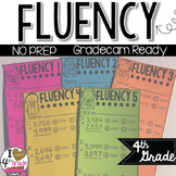 Adding and Subtracting Fluency