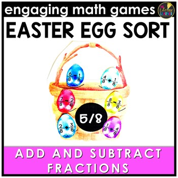 Adding and Subtracting Fractions (Same Denominators)
