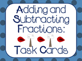 Adding and Subtracting Fractions With Like Denominators:  4.NF.3