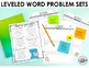 Adding and Subtracting Fractions Word Problems {Differentiated}