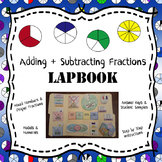 Adding and Subtracting Fractions and Mixed Numbers Project
