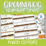 Adding and Subtracting Groundhog Day Theme
