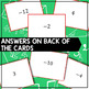 Adding and Subtracting Integer Cards