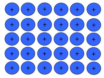 Adding and Subtracting Integer Manipulatives