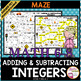 Adding and Subtracting Integers 2-PACK