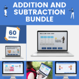 Adding and Subtracting Integers Bundle Lesson
