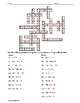 Adding and Subtracting Integers Crossword Puzzle