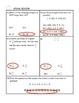 Adding and Subtracting Integers Practice PLUS Spiral Review