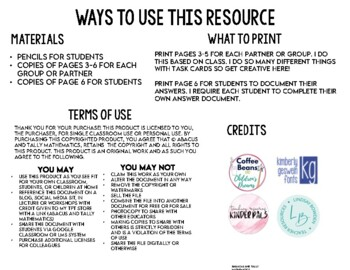 Adding and Subtracting Integers Task Cards