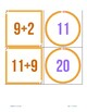 Adding and Subtracting Memory Game