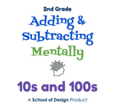Adding and Subtracting Mentally 10 and 100