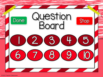 Adding and Subtracting Mixed Numbers Mini Game