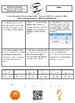 Adding and Subtracting Mixed Numbers Word Problems Create the Riddle Activity