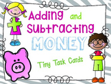 Adding and Subtracting Money (Coins)