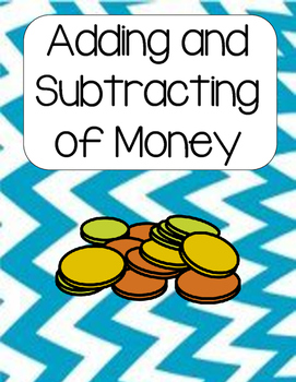 Adding and Subtracting Money