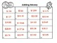 Adding Money Task Cards (Decimals)
