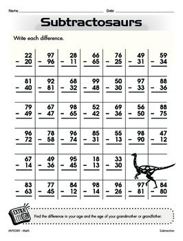 Adding and Subtracting Multi-Digit Numbers (CCSS 4.NBT.B.4)