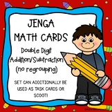 Adding and Subtracting - No Regrouping (Task Cards/Scoot)