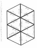 Adding and Subtracting Rational Numbers Tarsia Puzzle