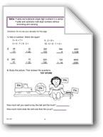 Adding and Subtracting Review