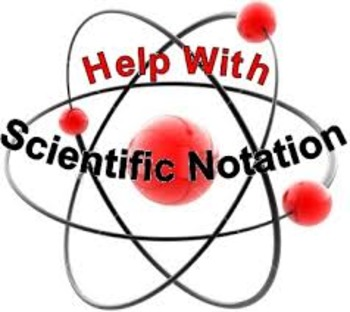 Adding and Subtracting Scientific Notation Trick and Task