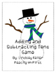 Adding and Subtracting Tens Game