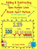 Adding and Subtracting Using Open Number Lines: A Guide for Parents
