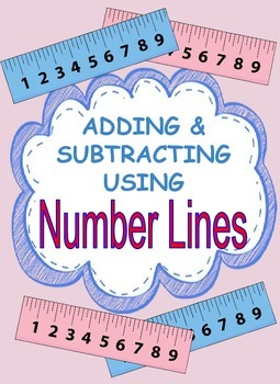 Adding and Subtracting Worksheets - No Prep