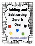 Adding and Subtracting Zero and One