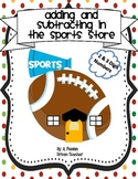 Adding and Subtracting at the Sports Store