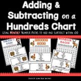 Adding and Subtracting on a Hundreds Chart