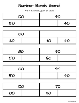 Adding and Subtracting to 100 Math Resource Bundle * Math in Focus aligned
