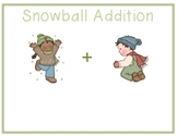 Adding and Subtracting to 5 in Winter