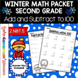 Adding and Subtracting within 100 - 2.NBT.5