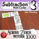 Adding and Subtracting within 1000 Bundle for Math Centers