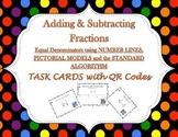 Adding and SubtractingFractions Like Denominators - Task C