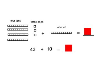 Adding by 10, find a pattern
