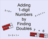 Adding by Finding Doubles
