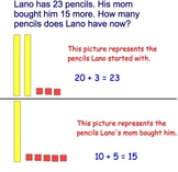 Adding by Place: Using Place Value to add
