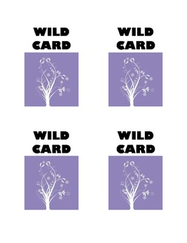 Adding -ed Card Game supporting Words Their Way learning