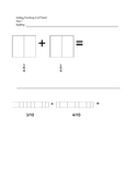 Adding fractions exit ticket