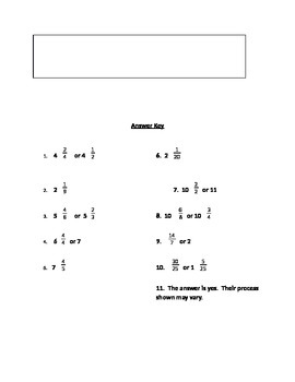 Adding fractions with like denominators 4