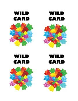 Adding -ing Card Game supporting Words Their Way Learners