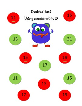 Adding numbers 5-10